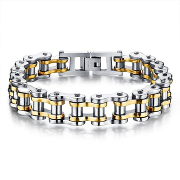 Stainless Steel Bracelet - Vehicles accessories, car-enthusiast gifts, car interior & safety Gadgets