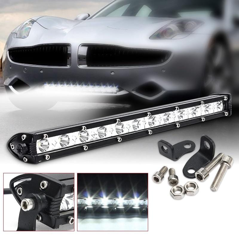 Single Row LED Light Bar 7