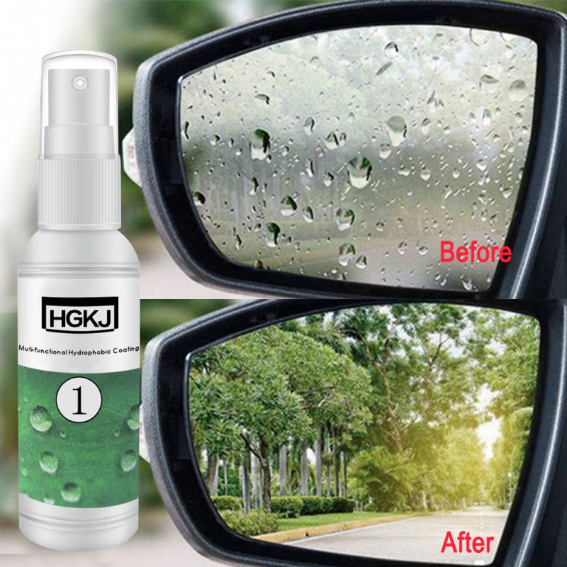 Nano Hydrophobic Glass Coating - Vehicles accessories, car-enthusiast gifts, car interior & safety Gadgets