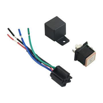 Hidden Relay GPS Tracker - Vehicles accessories, car-enthusiast gifts, car interior & safety Gadgets