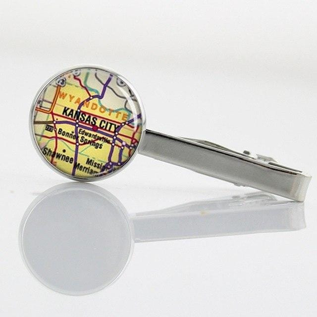Vintage Tie Clip - Vehicles accessories, car-enthusiast gifts, car interior & safety Gadgets