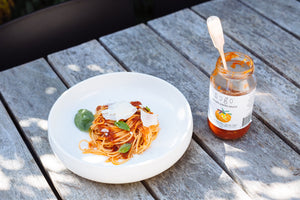 Sweet Basil and White Wine Pasta Sauce 375ml