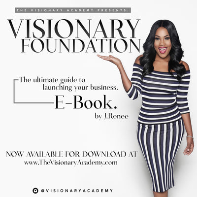 Visionary Foundation - The ultimate guide to creating your business plan!