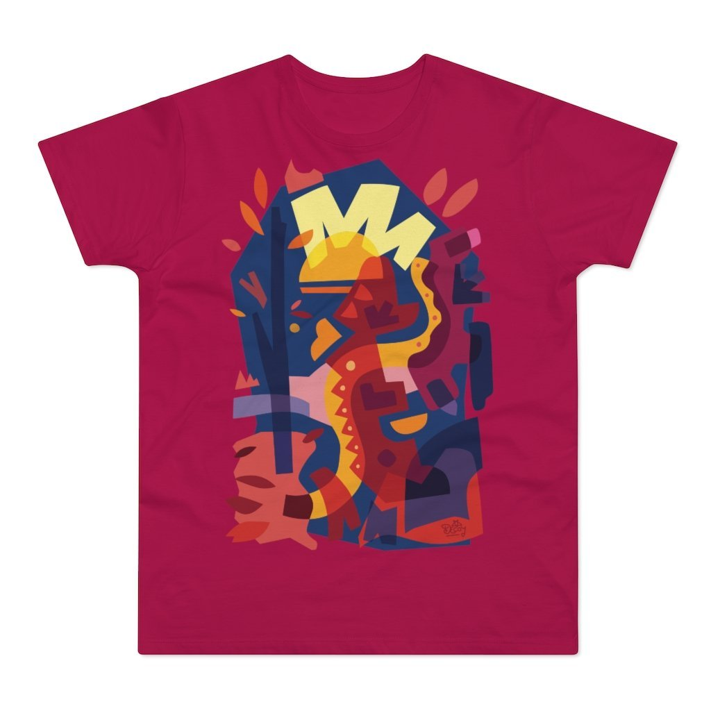 Autumn Snake Men's T-shirt - 21DW Design