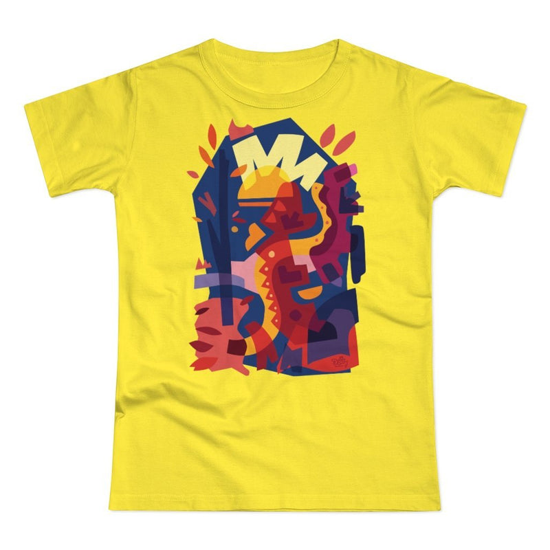 Autumn Snake Women's T-shirt - 21DW Design