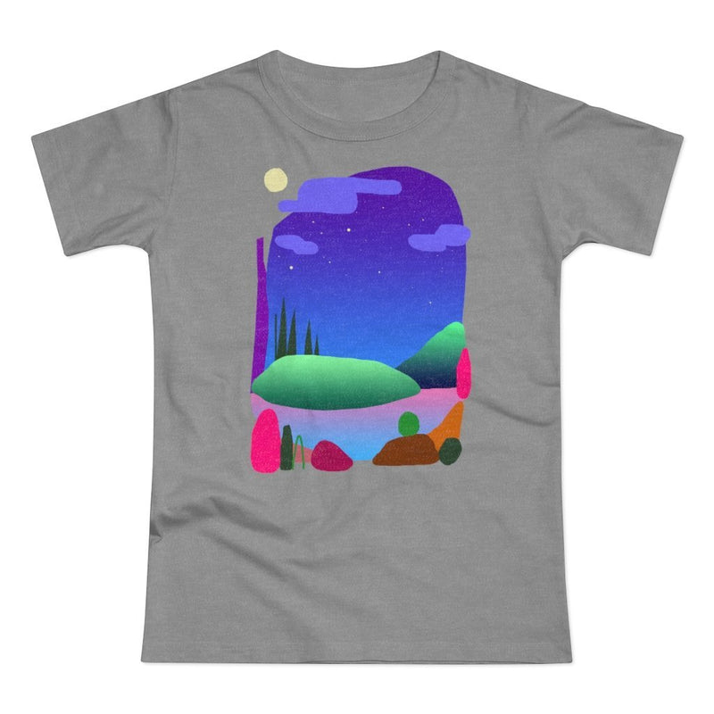 Camping Spot Women's T-shirt - 21DW Design