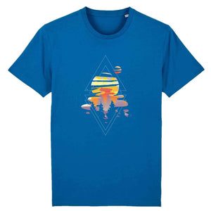 Cosmic Woods 100% Organic Cotton Men's T-shirt