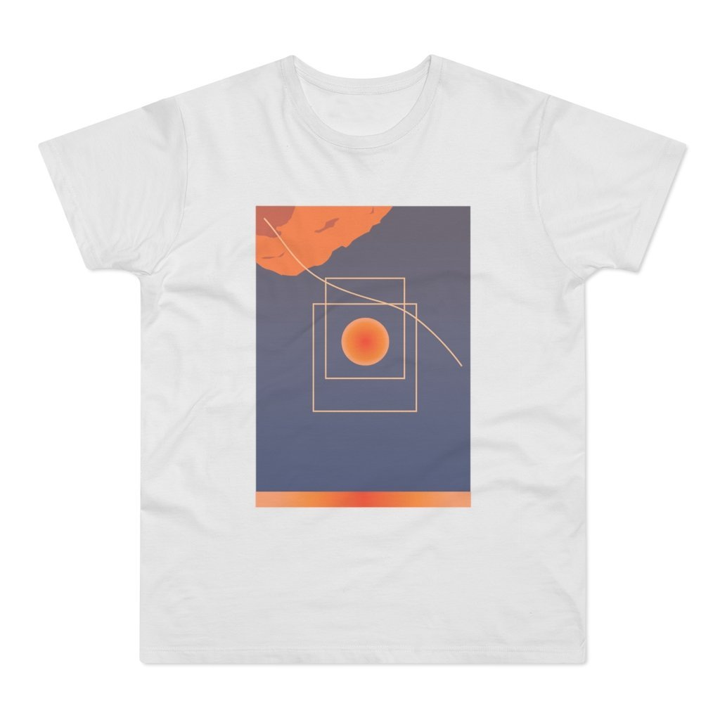 Desert Sun Men's T-shirt - 21DW Design