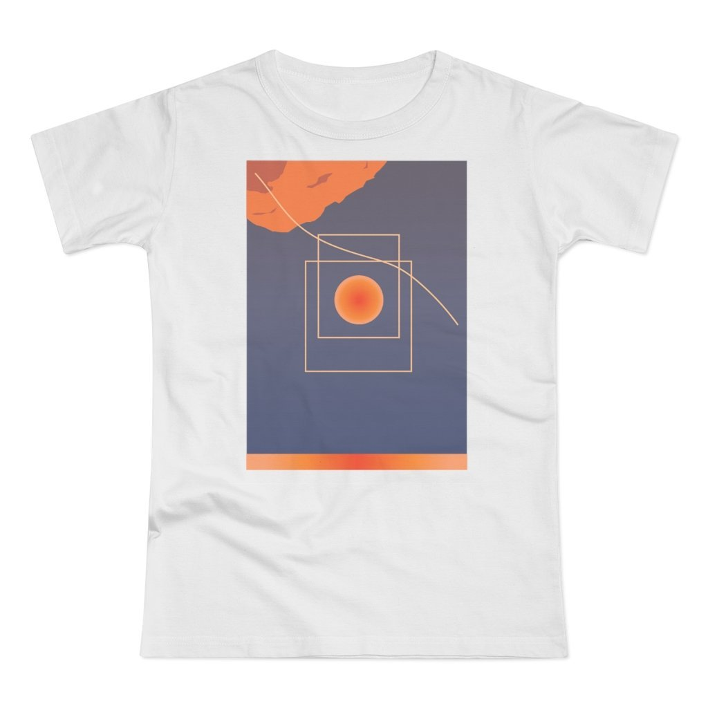 Desert Sun Women's T-shirt - 21DW Design