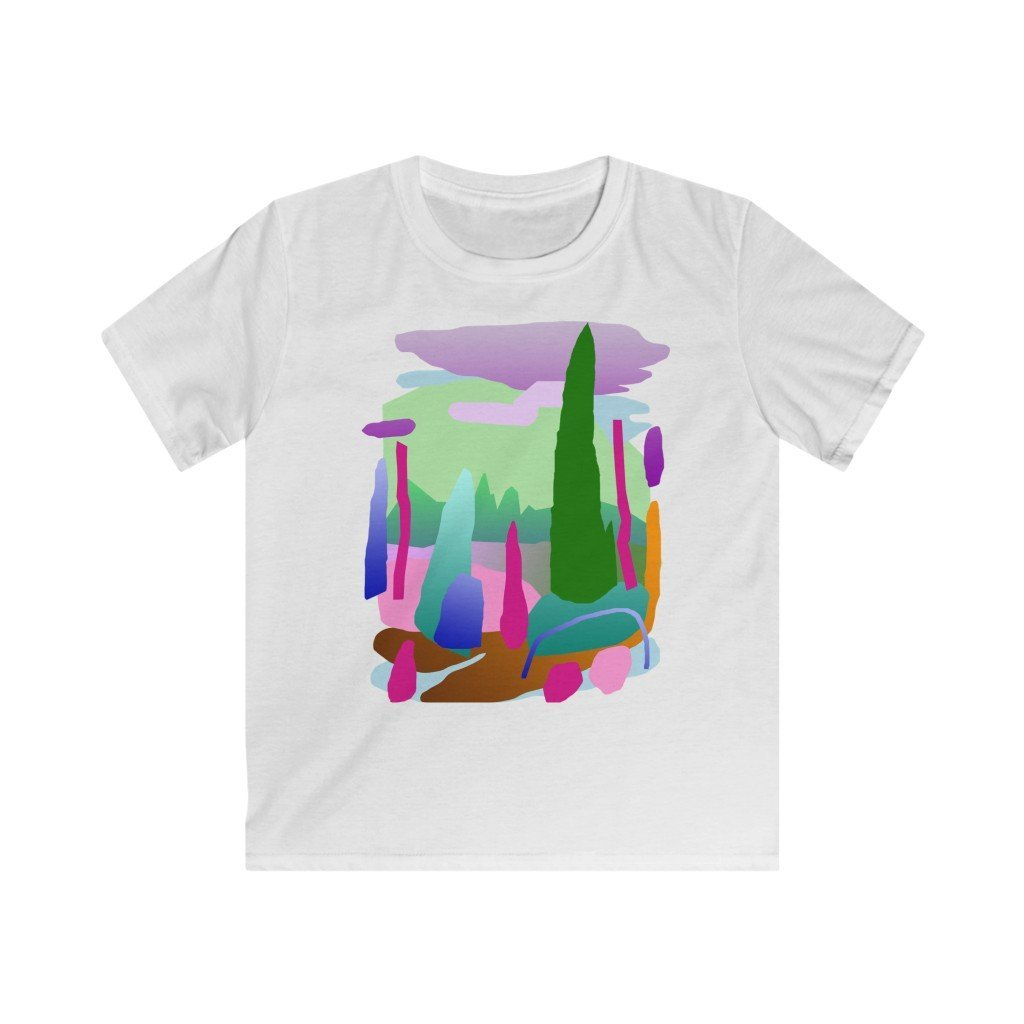 Explore More Kid's T-shirt - 21DW Design
