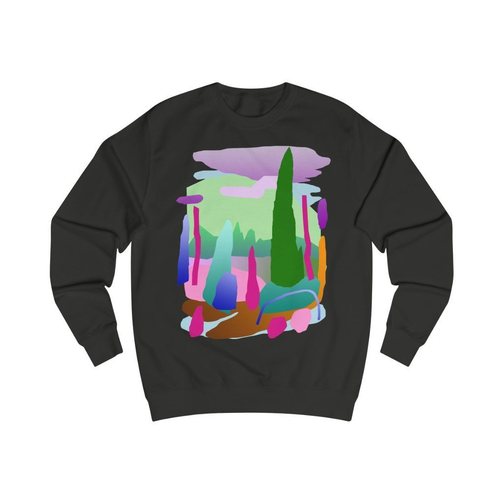 Explore More Unisex Sweatshirt - 21DW Design