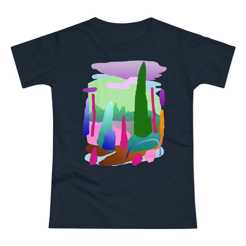 Explore More Women's T-shirt - 21DW Design