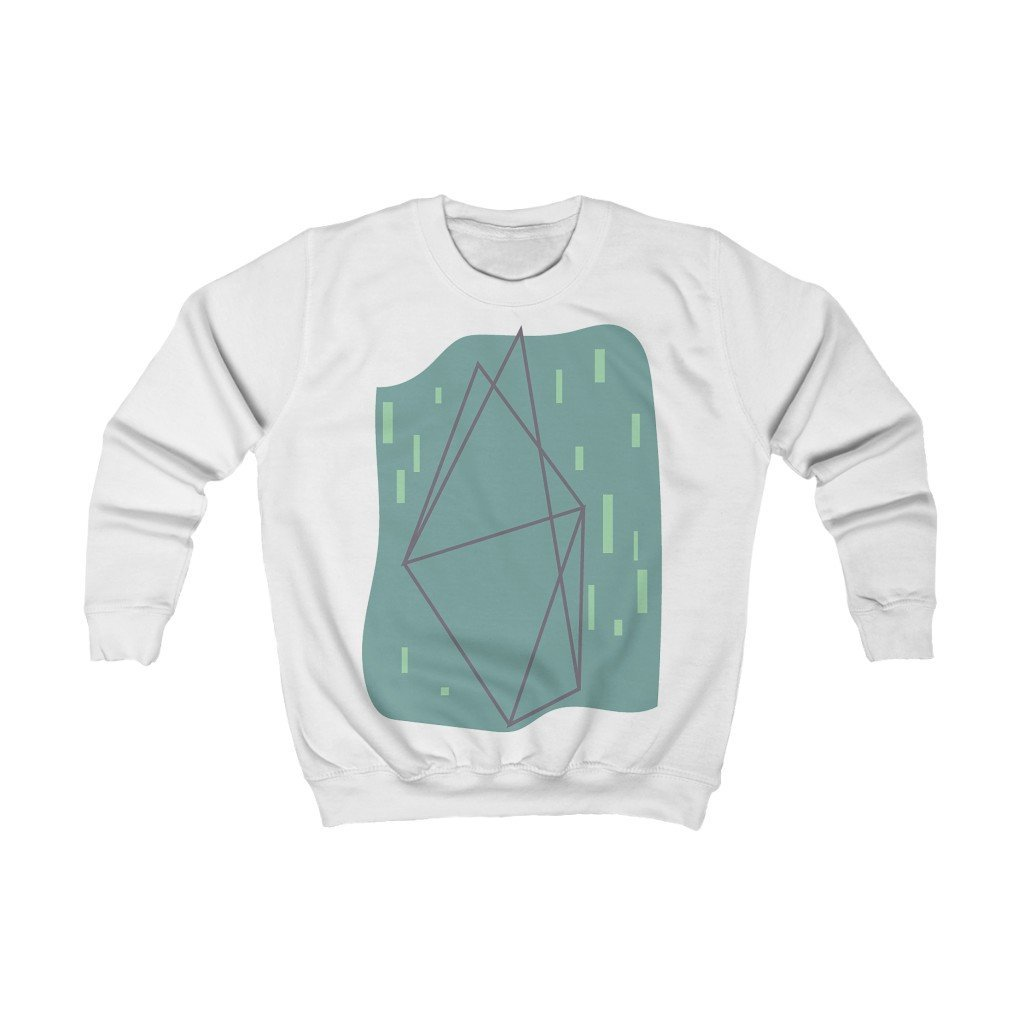 Glasshouse Kid's Sweatshirt - 21DW Design