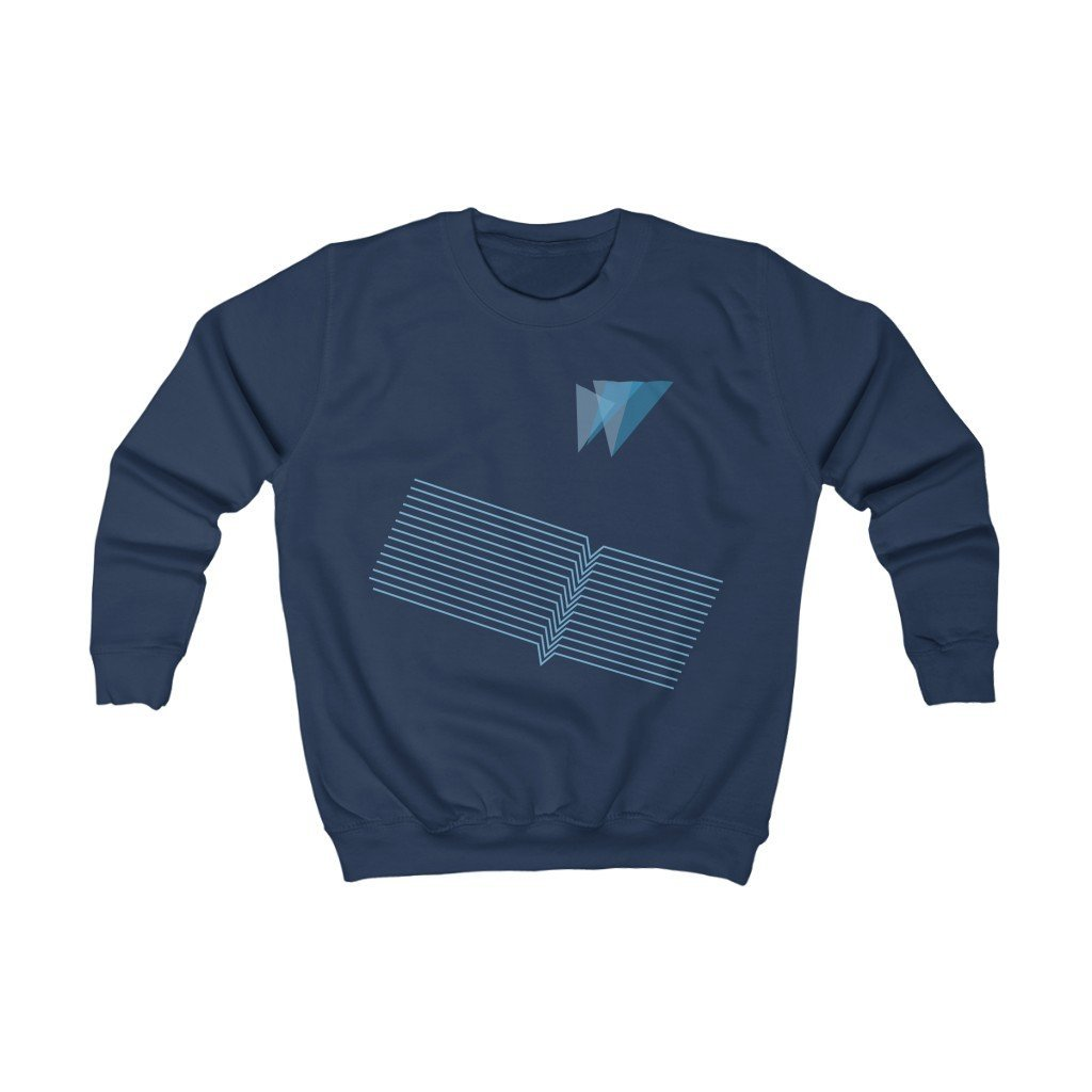 Kites V2 Kid's Sweatshirt - 21DW Design