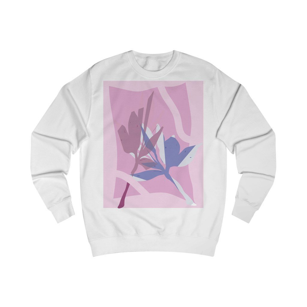Leaf Pressings Unisex Sweatshirt - 21DW Design