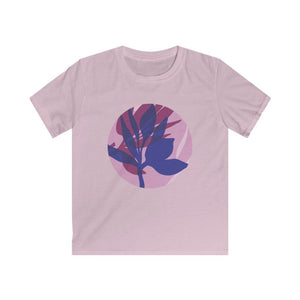 Plant Overlay Kid's T-shirt - 21DW Design