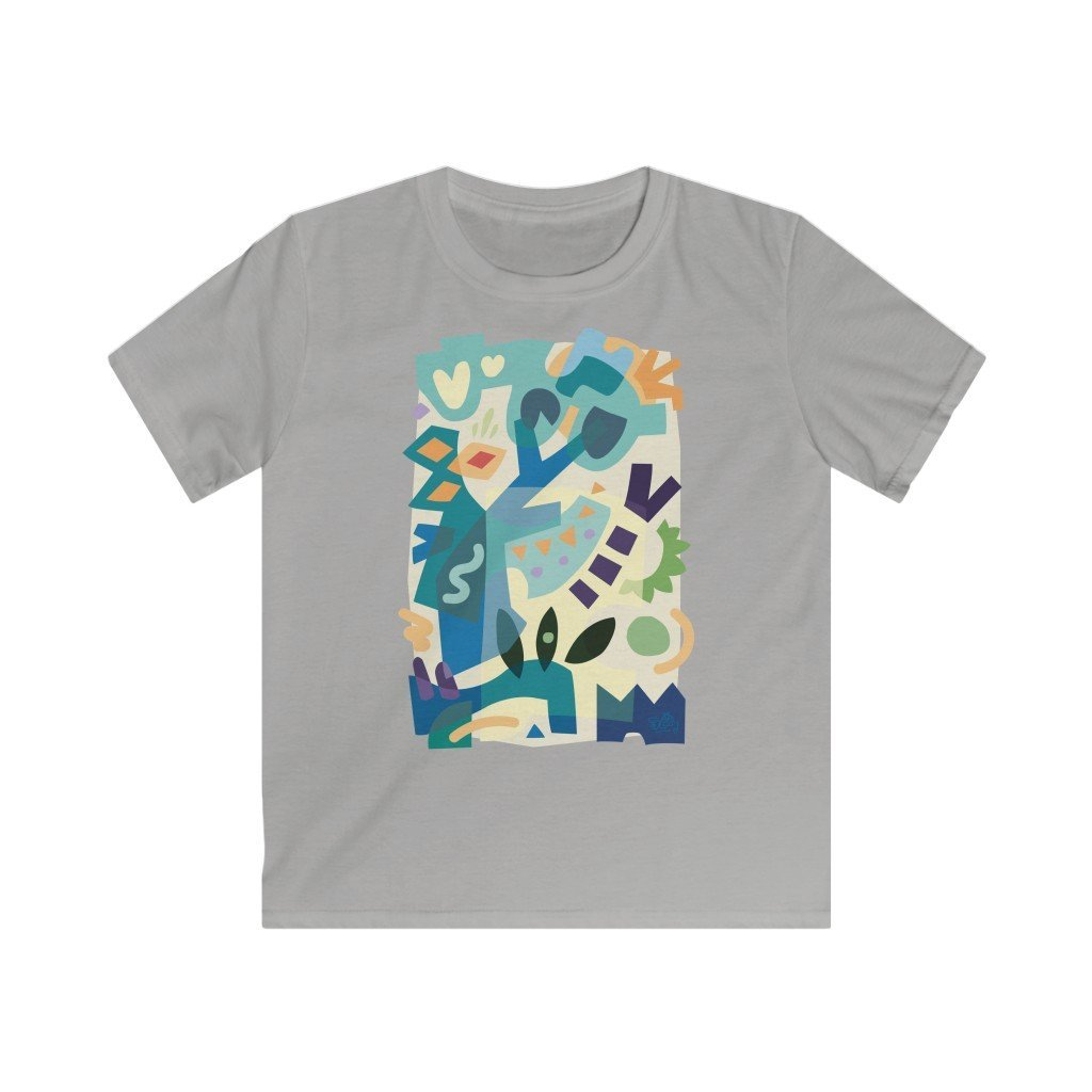 Summer Sand Kids T-shirt - 21DW Design