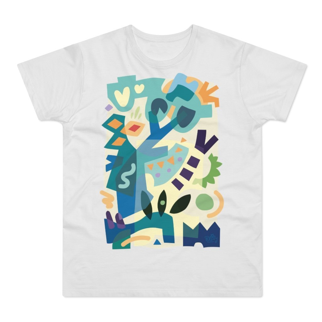Summer Sand Men's T-shirt - 21DW Design