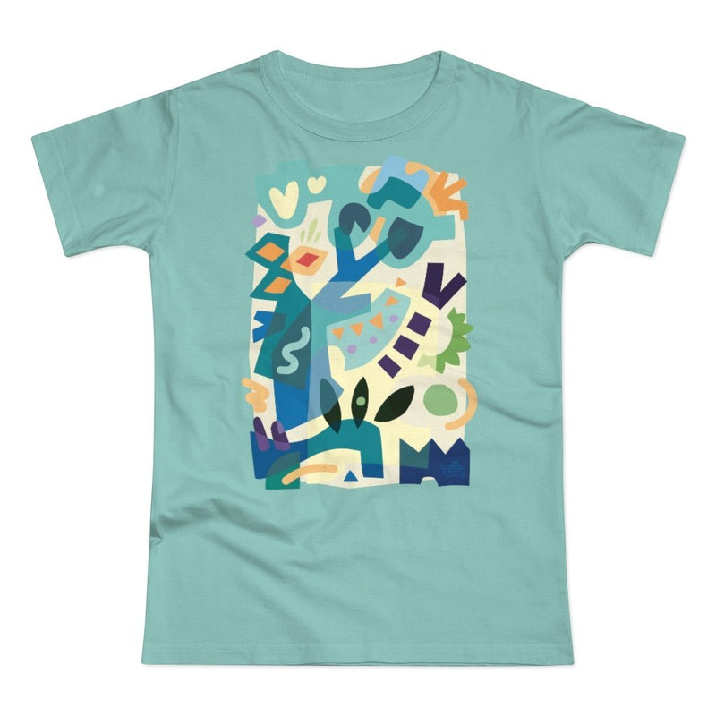 Summer Sand Women's T-shirt - 21DW Design