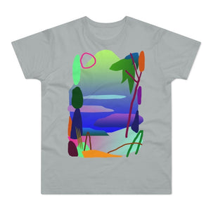 Twilight 100% Organic Cotton Men's T-shirt - 21DW Design