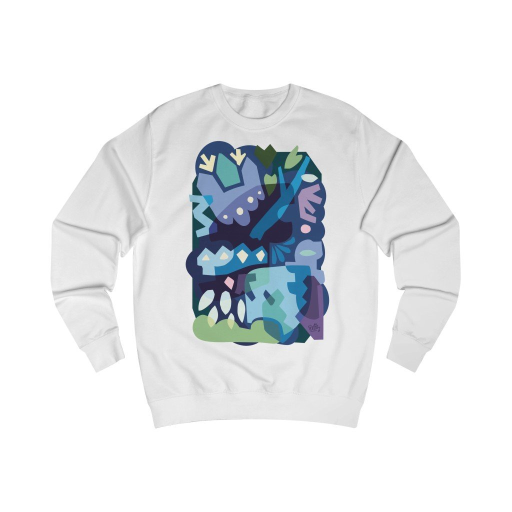 Winter Night Unisex Sweatshirt - 21DW Design
