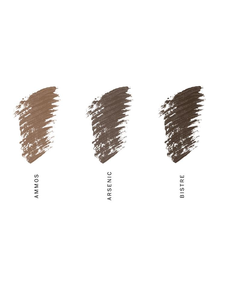 GRAPHIC BROW SET (BISTRE)