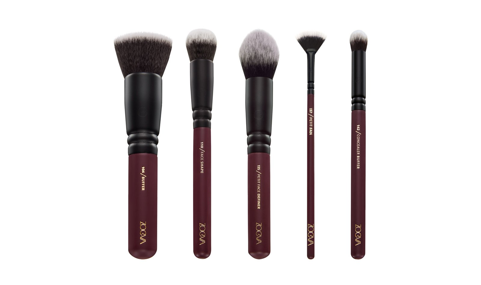 OPULENCE BRUSH SET