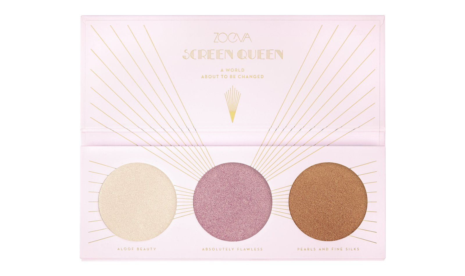 SCREEN QUEEN (HIGHLIGHTING PALETTE)