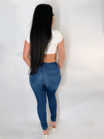 Serenity high waisted jeans