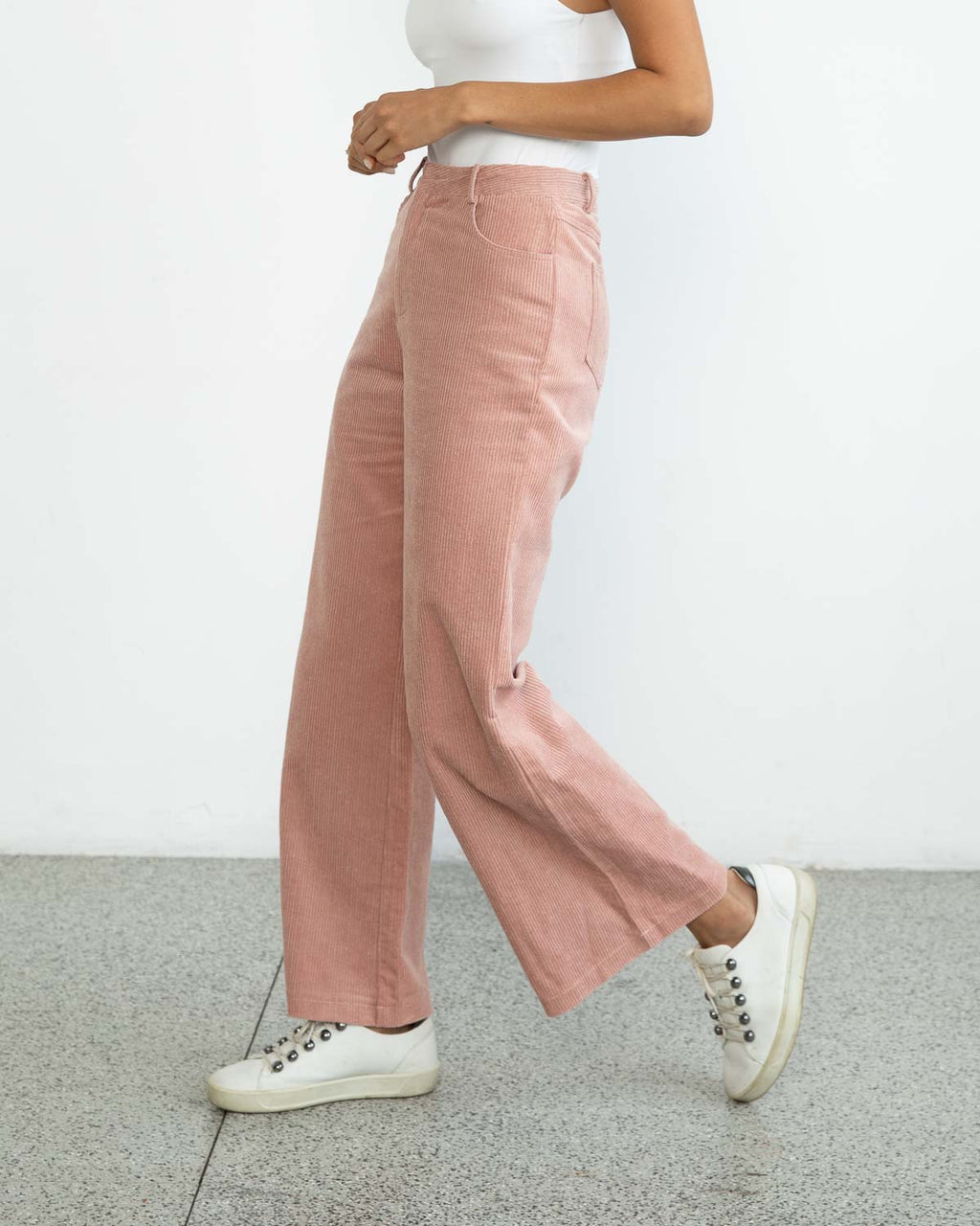 MGNR Lola Trousers Pink
