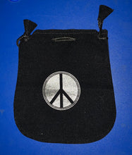 Load image into Gallery viewer, peace sign bag