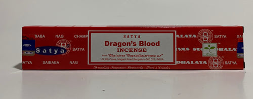 Satya Dragon's Blood 15 Gram Box