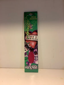 Ed Hardy Jazzy Jasmine Incense Sticks