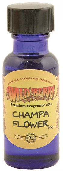 Champa Flowr Wild Berry Scented Oil