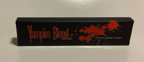 vampire incense sticks