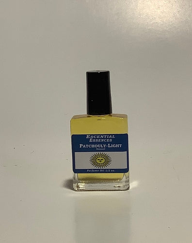 Escential Essences Patchouly Light Scented Oil