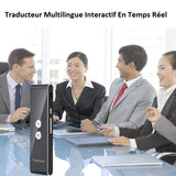 Traducteur Multilingue Interactif En Temps Réel -Bidirectionnelle-