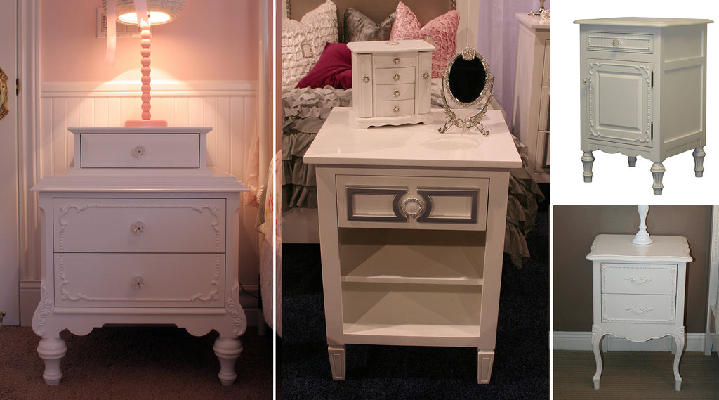 Cottage Nightstands