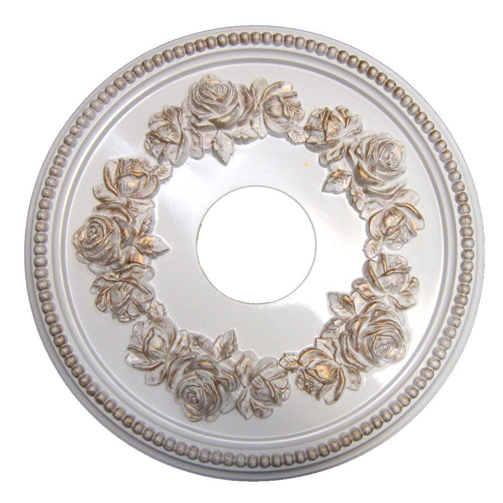 Rose Ceiling Medallion
