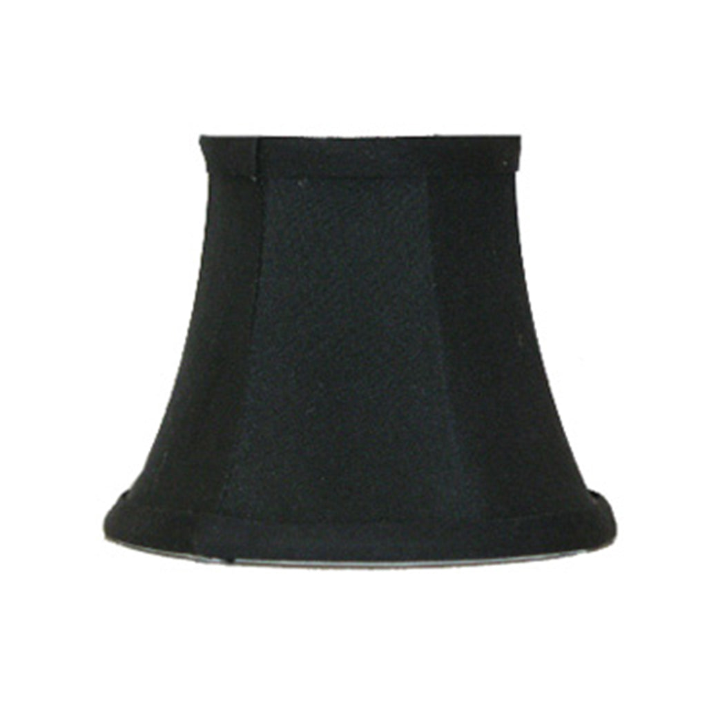 Black Sconce or Chandelier Shade