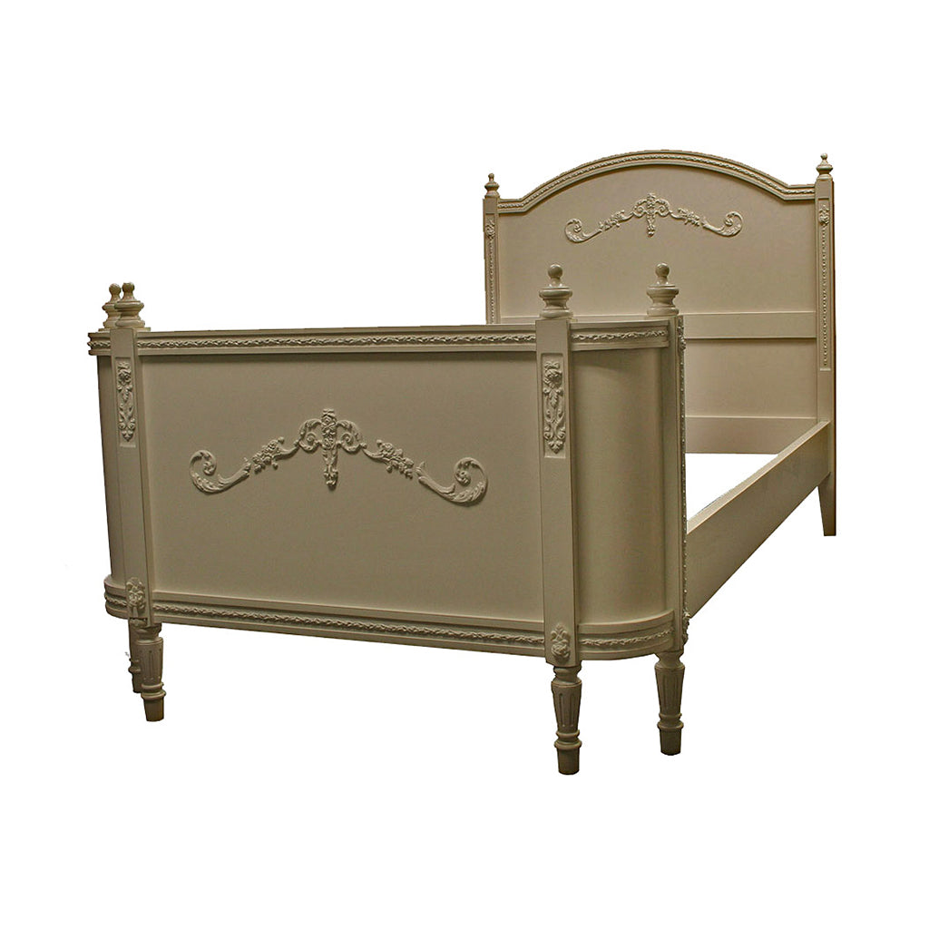 Country French Bed Twin