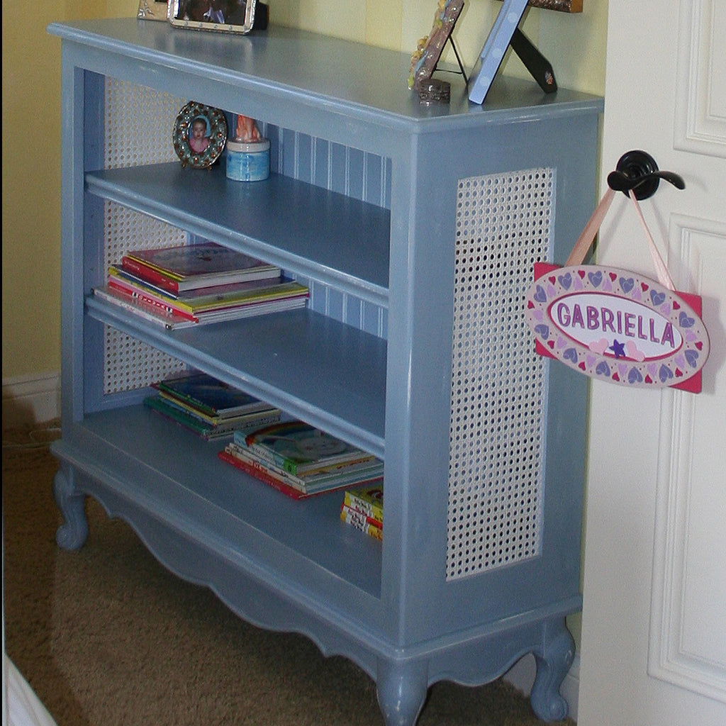 Country French Bookcase
