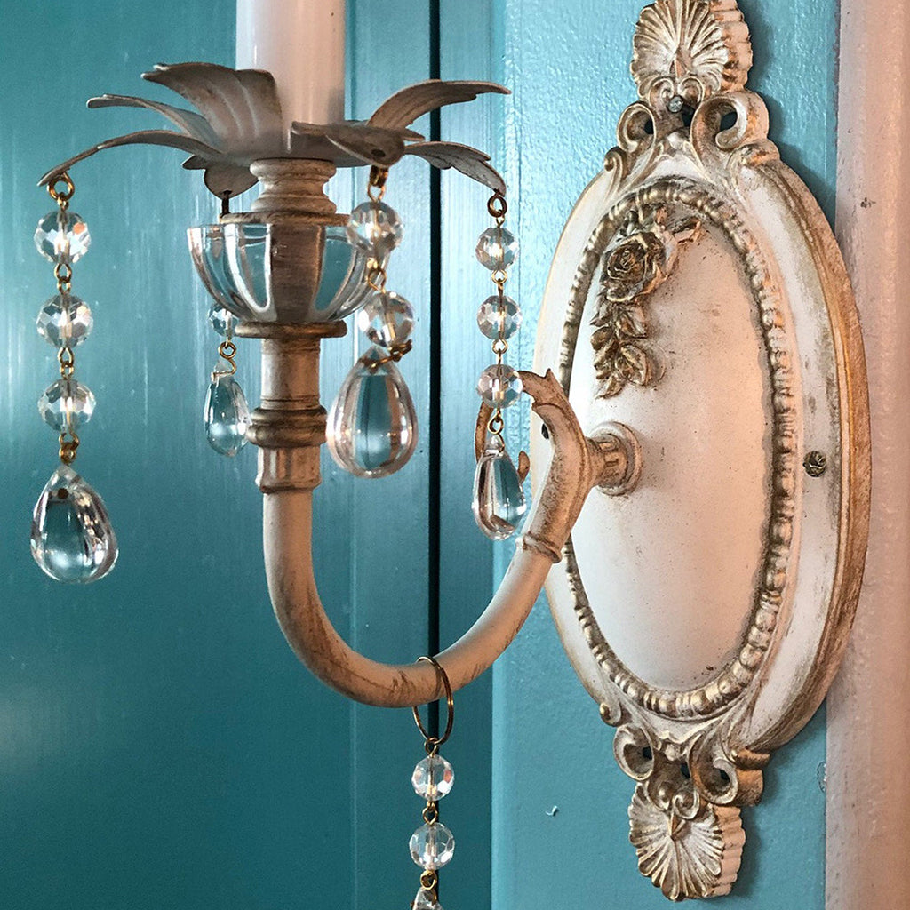French Country Wall Sconce