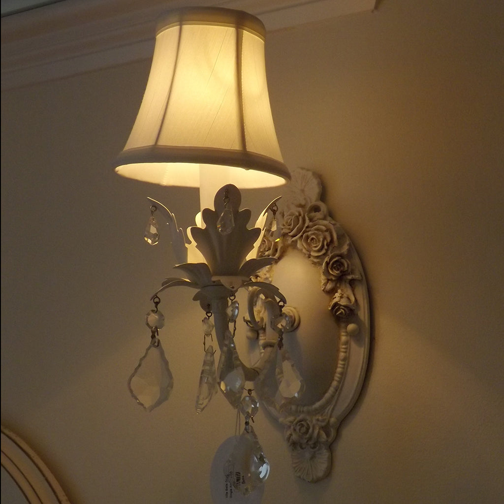 Rose Wall Sconce