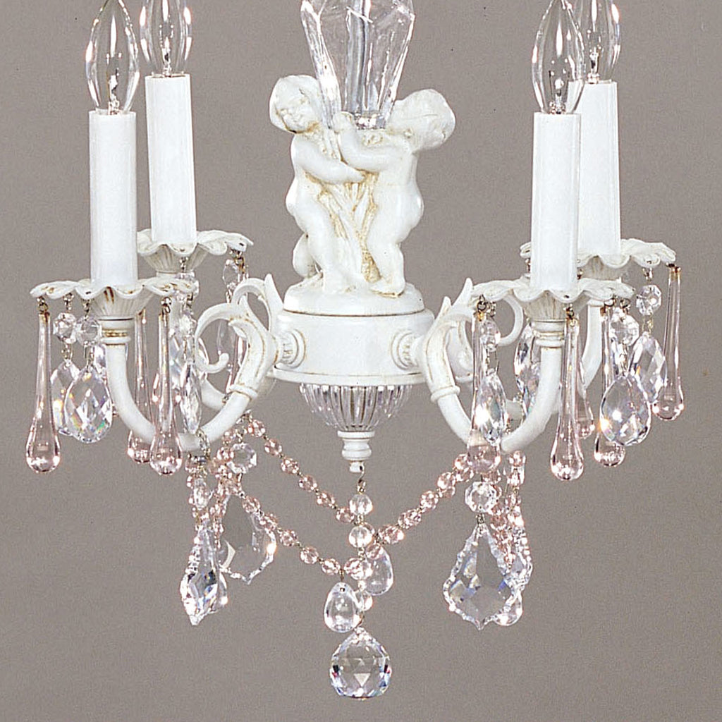 Soft Breeze Chandelier