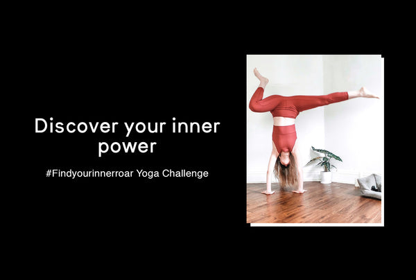 Discover your inner power through yoga