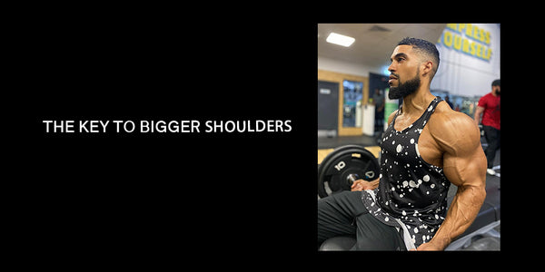 How to grow your shoulders