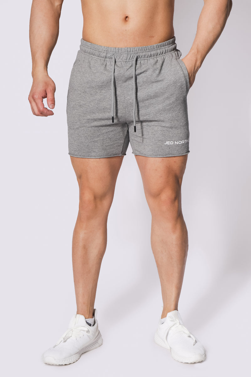 Attack Training Shorts - Gray