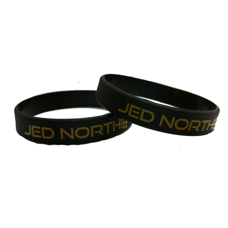 Jed North Wrist Band - Black