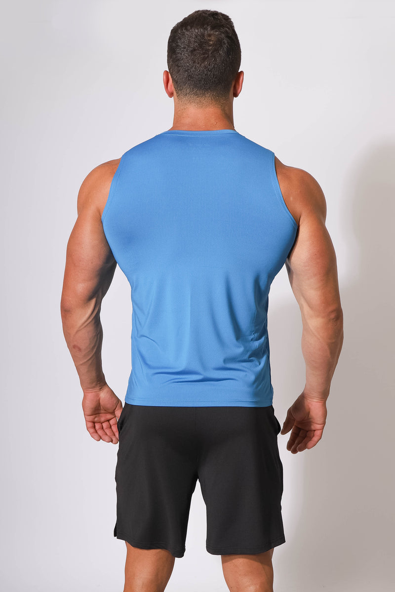 Synergy Muscle T-Shirt - Blue
